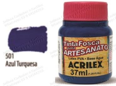 501 Azul Turquesa