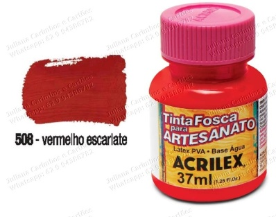 508 Vermelho Escarlate