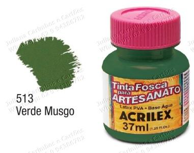 513 Verde Musgo