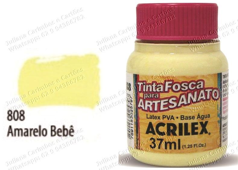 808 Amarelo Bebê