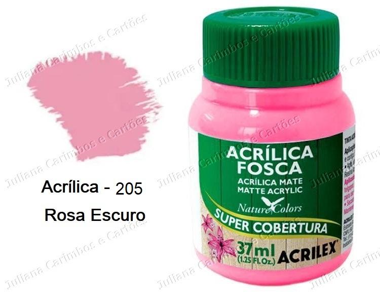 205 Rosa Escuro