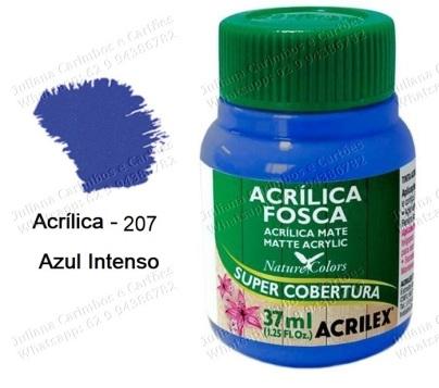 207 Azul Intenso
