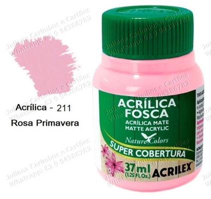 211 Rosa Primavera
