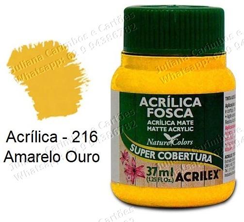 216 Amarelo Ouro